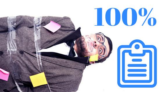 Agiles Mindset – aber bitte nur zu 100%